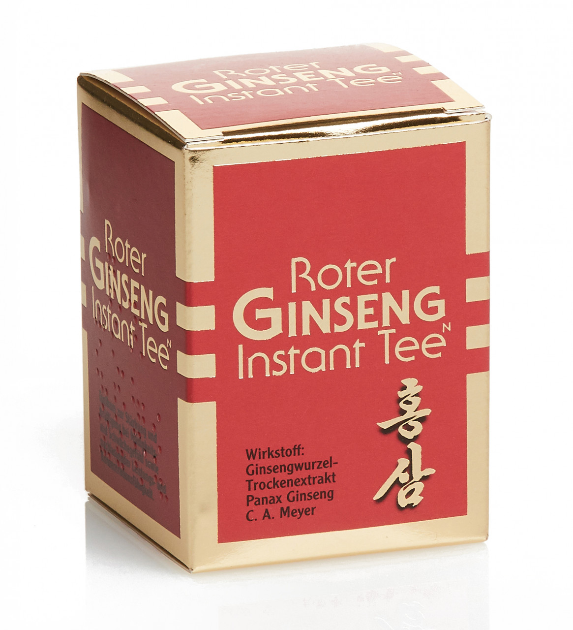 Roter Ginseng - 50 g Instant Tee N